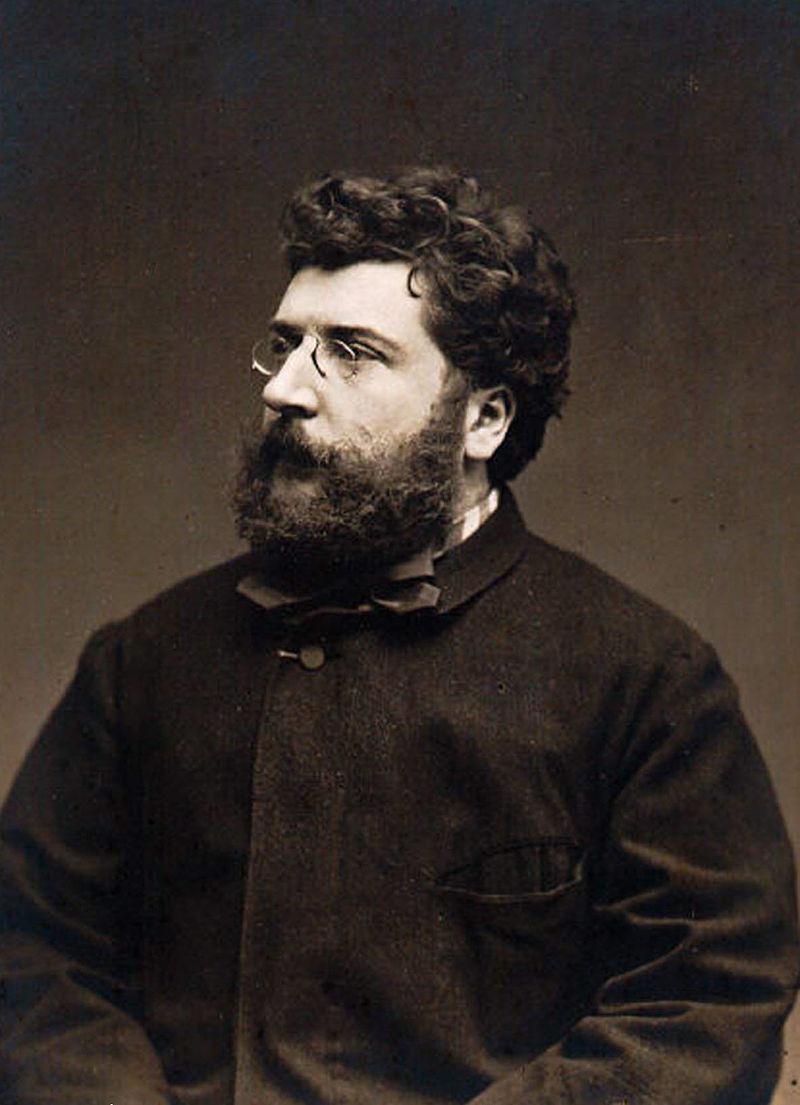 G Bizet